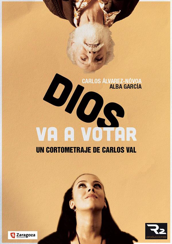 Dios va a votar - Short Film Carlos Val